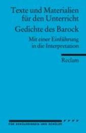 Gedichte des Barock