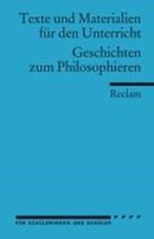 Geschichten zum Philosophieren