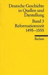 Deutsche Geschichte 3 in Quellen und Darstellungen