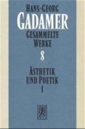 Ästhetik und Poetik I. Kunst als Aussage