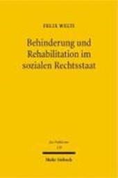 Behinderung und Rehabilitation im sozialen Rechtsstaat