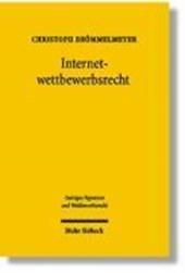 Internetwettbewerbsrecht