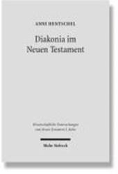 Diakonia im neuen Testament