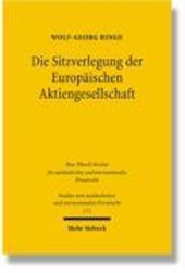 Die Sitzverlegung der Europäischen Aktiengesellschaft