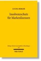 Insolvenzschutz für Markenlizenzen