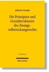 Die Prinzipien und Grundstrukturen des Zwangsvollstreckungsrechts