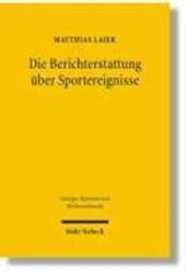 Die Berichterstattung über Sportereignisse