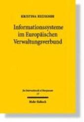 Informationssysteme im Europäischen Verwaltungsverbund