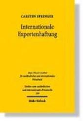 Internationale Expertenhaftung