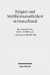 Religion und Wohlfahrtsstaatlichkeit in Deutschland