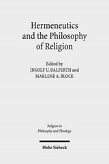 Hermeneutics and the Philosophy of Religion |  |