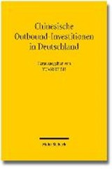 Chinesische Outbound-Investitionen in Deutschland | auteur onbekend |