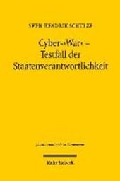 """Cyber-""""War"""" - Testfall der Staatenverantwortlichkeit"""