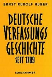 Deutsche Verfassungsdokumente 1851 -