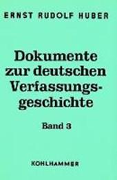 Deutsche Verfassungsdokumente 1900 -