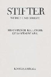 Werke und Briefe I/6. Studien, Buchfassungen III