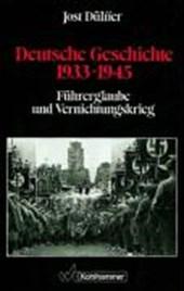 Deutsche Geschichte 1933 -