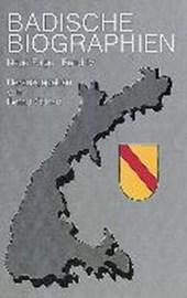Badische Biographien - Neue Folge IV