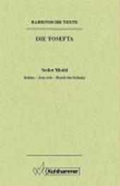 Rabbinische Texte. Erste Reihe. Bd. II/3. Sukka - Jom tob - Rosch ha-Schana