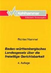 Baden-Württembergisches Landesgesetz über freiwillige Gerichtsbarkeit