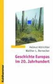 Geschichte Europas im 20. Jahrhundert