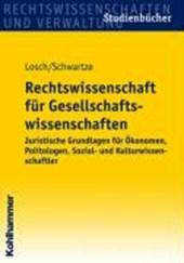 Rechtswissenschaft für Gesellschaftswissenschaften