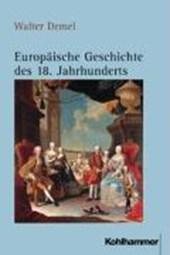 Europäische Geschichte des 18. Jahrhunderts