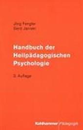 Handbuch der Heilpädagogischen Psychologie