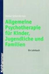 Allgemeine Psychotherapie für Kinder, Jugendliche und Familien