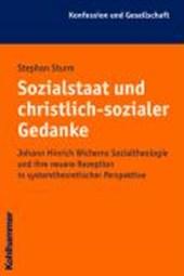 Sozialstaat und christlich-sozialer Gedanke
