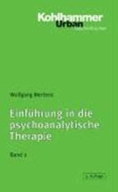 Einführung in die psychoanalytische Therapie
