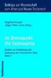 Im Brennpunkt: Die Septuaginta