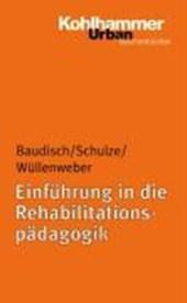 Einführung in die Rehabilitationspädagogik
