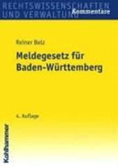 Meldegesetz für Baden-Württemberg