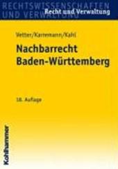 Nachbarrecht Baden-Württemberg