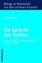 Die Sprache des Textilen