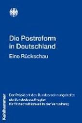 Die Postreform in Deutschland