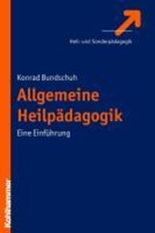 Allgemeine Heilpädagogik