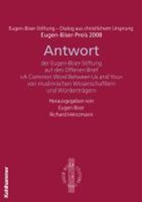 "Antwort der Eugen-Biser-Stiftung auf den Offenen Brief ""A Common Word between Us and You"" 