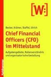 Chief Financial Officers (CFO) im Mittelstand
