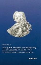 Herzog Karl Alexander von Württemberg und die Landschaft (1733 bis 1737)