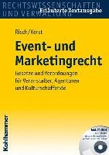 Event- und Marketingrecht | Andreas Kerst |