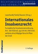 Internationales Insolvenzrecht | Stefan Smid |