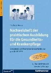 Nachweisheft der praktischen Ausbildung für die Gesundheits- und Krankenpflege