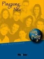 Pingpong neu 3. Lehrbuch