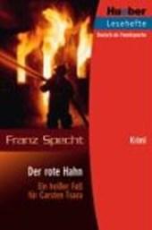Lesehefte Deutsch als Fremdsprache Stufe B1. Rote Hahn