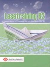 Lesetraining B2. Übungsbuch