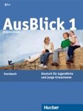 AusBlick 1 Brückenkurs. Kursbuch
