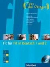 Fit für Fit in Deutsch 1 und 2. Lehrbuch. Mit CD