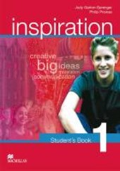 Inspiration. Level 1 / Student's Book | Judy Garton-Sprenger |